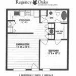 Bed Bath Condo Floor Plan Student Apartments