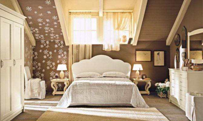 Bed Bedroom Classic English Country Style