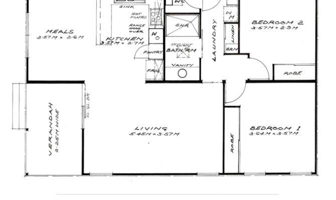 Bed Granny Flats Large Willow Grove