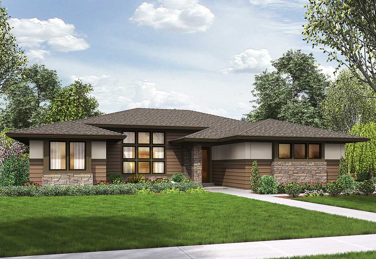 Hands Down These 20 Contemporary Ranch Style House Plans Ideas That Will Suit You House Plans