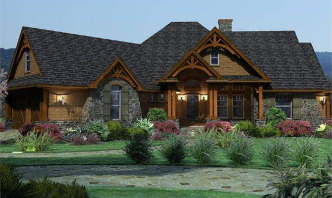 Bedrm Ranch House Plan
