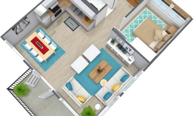 Bedroom Apartment Design Decoration