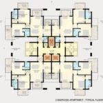 Bedroom Apartment Floor Plans Brucall