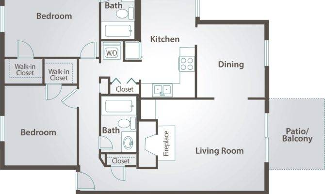 Bedroom Apartment Floor Plans India Savae