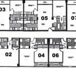 Bedroom Apartment Floor Plans Real Estate