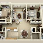 Bedroom Apartment Pinterest