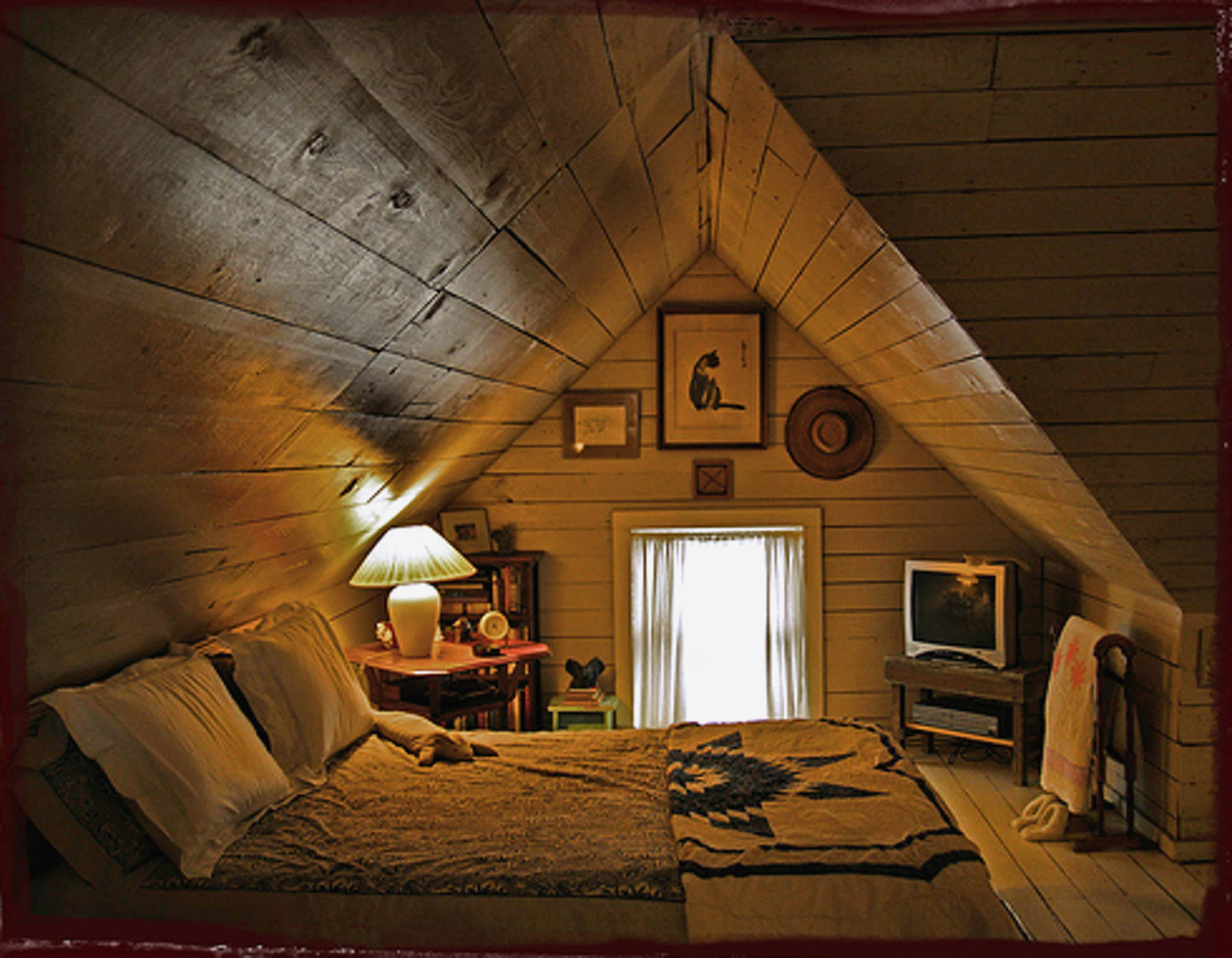 Bedroom Awesome Attic Bedrooms Decorating Ideas Top House Plans 154574