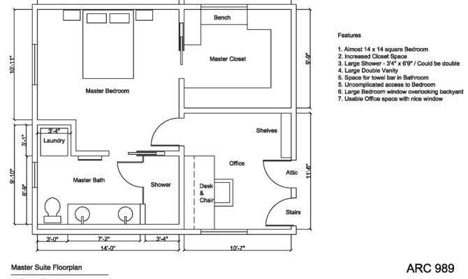 Bedroom Awesome Master Floor Plan Ideas Amusing