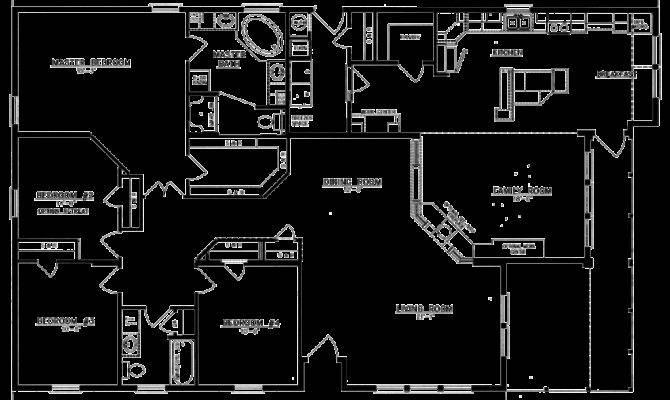 Bedroom Bath Floor Plans