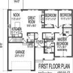 Bedroom Bath House Plans Basement Unique Shingle