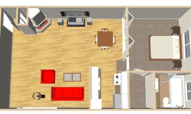 Bedroom Bathroom Apartments