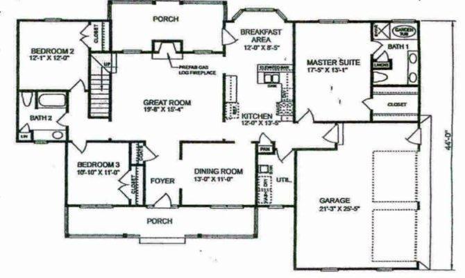 Bedroom Bathroom House Floor Plans Need Know