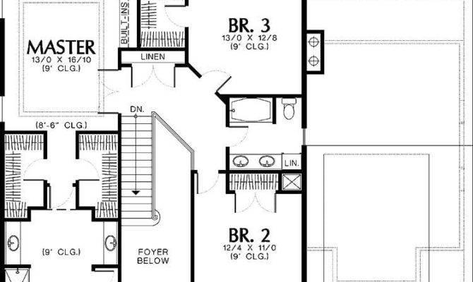 Bedroom Bathroom House Plans Best Unique