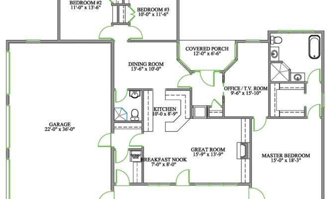 Bedroom Bathroom Open Floor Plans Savae