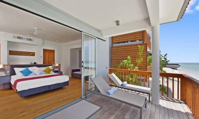 Bedroom Beach House Kuramathi