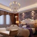 Bedroom Blueprint Neoclassical Style