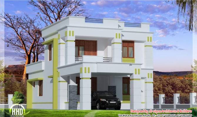 Bedroom Budget House Plans Kerala