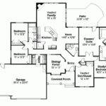 Bedroom Bungalow House Plans Home Deco