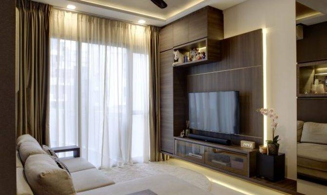 Bedroom Condo Terrasse Living Earth Interior Design