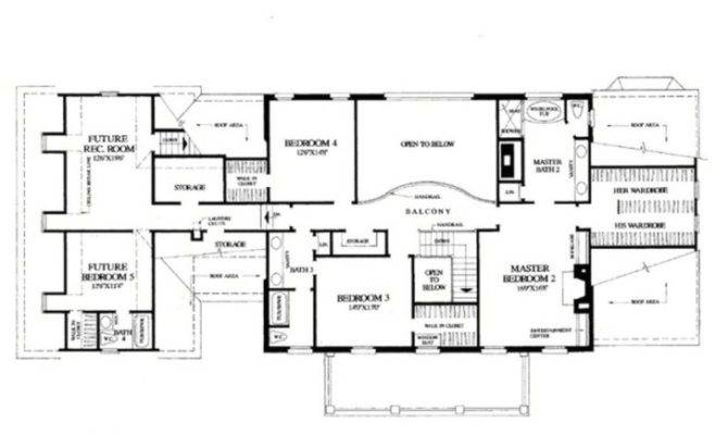 Bedroom Country Style House Plans Archives New Home