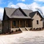 Bedroom Craftsman Cottage House Plan Porches