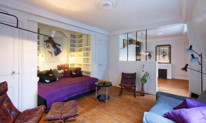 15 Harmonious 1 Bedroom Flat Interior Design House Plans