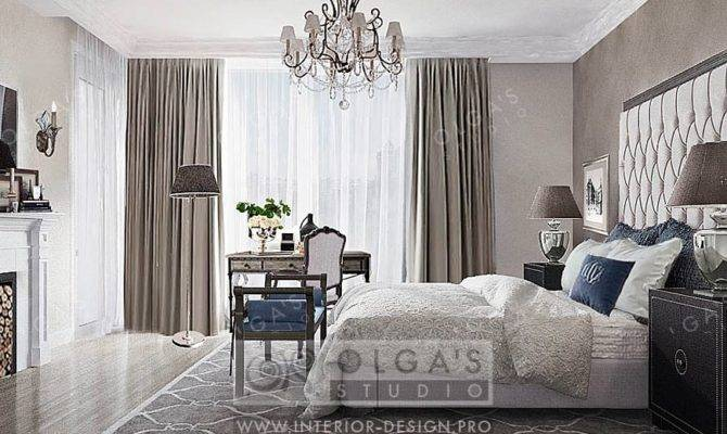 Bedroom Design Neoclassical Style