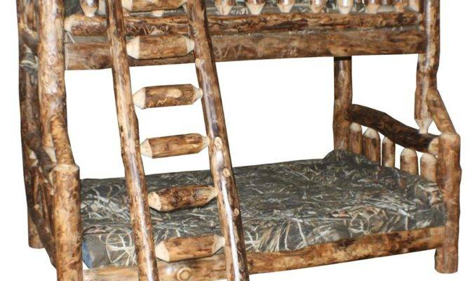 Bedroom Designs Great Log Style Bunk Bed Plans Classic
