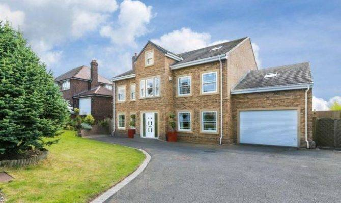 Bedroom Detached House Sale Linden Grove