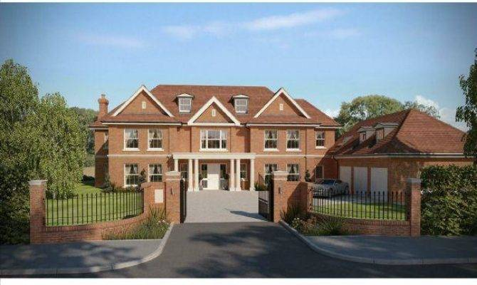 Bedroom Detached House Sale Sunningdale