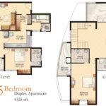 Bedroom Duplex Floor Plans Bhk