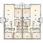Bedroom Duplex Floor Plans India House