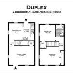 Bedroom Duplex Plans Photos Video