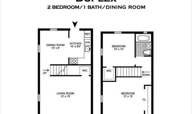 Bedroom Duplex Plans Photos Video