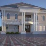 Bedroom Duplex Ref Nigerianhouseplans