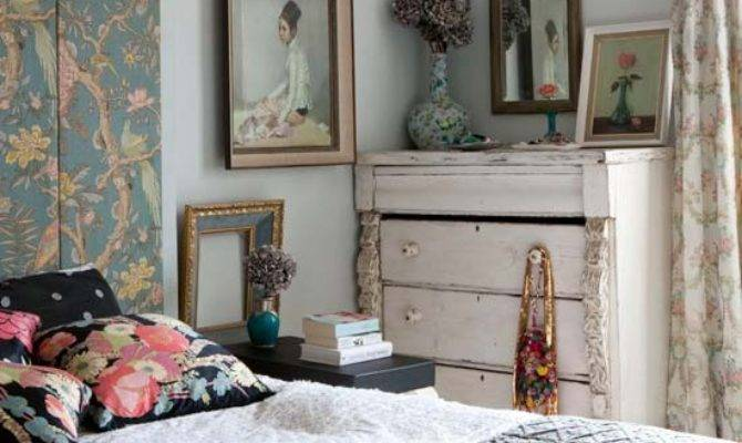 Bedroom Eclectic Victorian Villa House Tour