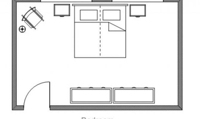 Bedroom Floor Planner Master Suite Plan