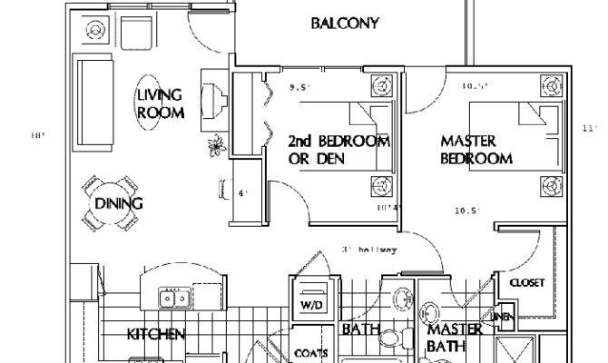 Bedroom Garage Apartment Plans Real Estate