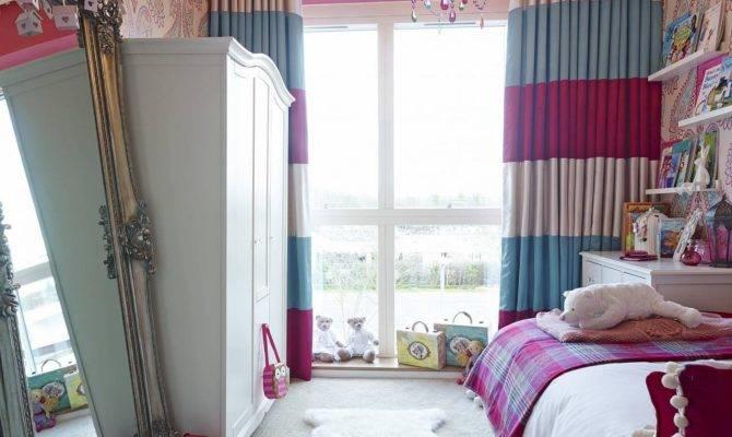 Bedroom Good Curtain Color Teenage Girl Ideas Big