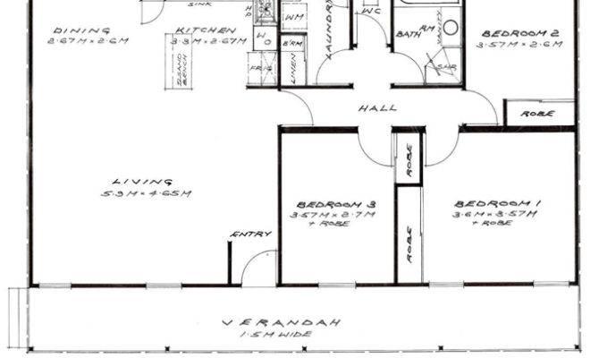 Bedroom Granny Flat Relocatable Home