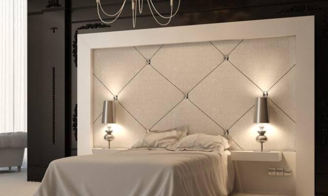 Bedroom Headboard Designs Home Decorating Ideas
