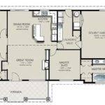 Bedroom House Floor Plans