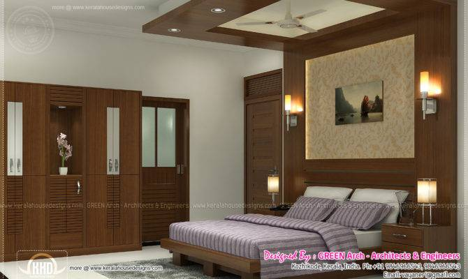 Bedroom House Interior Designs Design