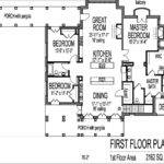 Bedroom House Map Design Stone Floor Plans One