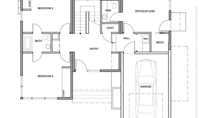 Bedroom House Map