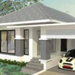 Bedroom House New Residential Development Nathon