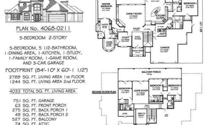 Bedroom House Plans Design Interior