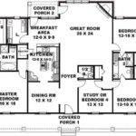 Bedroom House Plans Garage New Eplans Plan