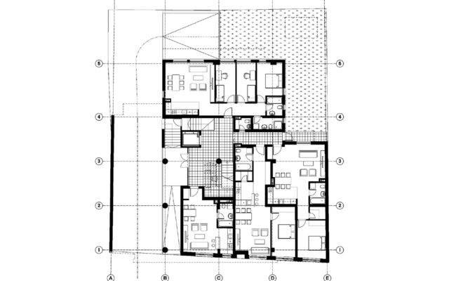 Bedroom House Plans Ghana Ghanaian