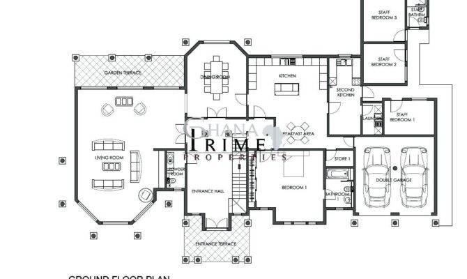 Bedroom House Plans Luxury